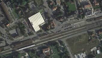 Auf der Achse Girardstrasse-Brühlstrasse soll eine Unterführung unter der SBB-Linie hindurch geprüft werden.