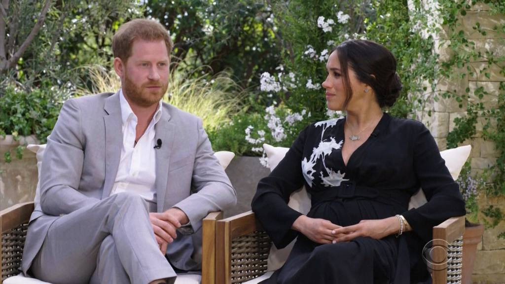 Harry und Meghan im grossen Interview