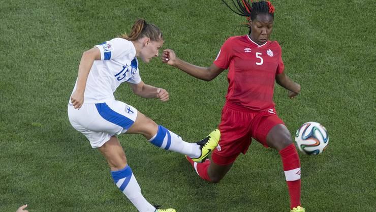 Diese Woche beginnt die Fussball-WM der Frauen.