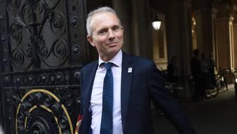 Der britische Vize-Premier David Lidington sieht vor der Parlamentsdebatte über den Austrittsvertrag keine Alternative zum Brexit (Archivbild).