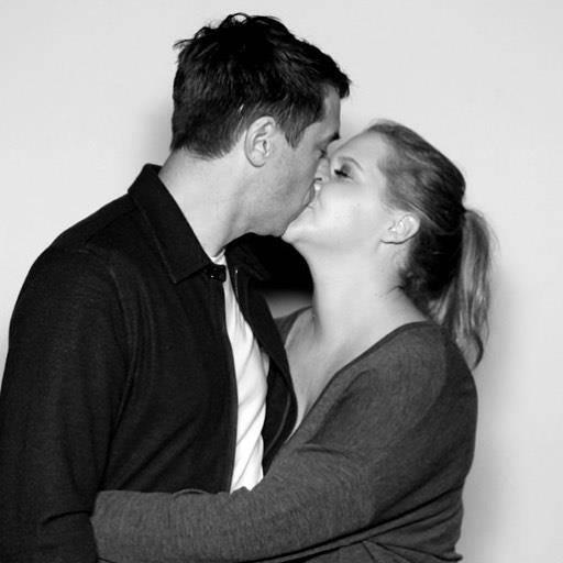 Amy Schumer und Chris Fischer (© instagram/amyschumer)