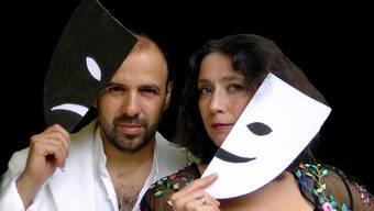 Maria Thorgevsky & Dan Wiener sind im Ackermannshof zu sehen.
