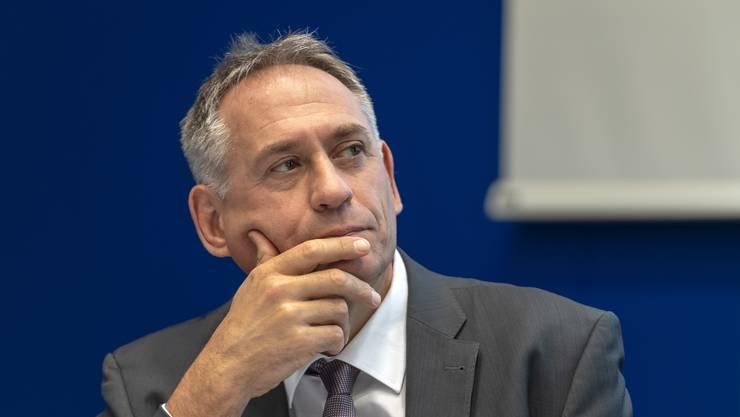 Steht unter Druck: Hans-Peter Wessels