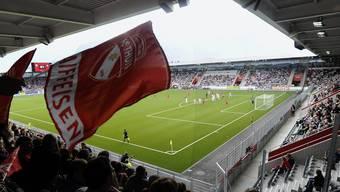 Das neue Stadion «Arena Thun» wurde eröffnet und eingeweiht