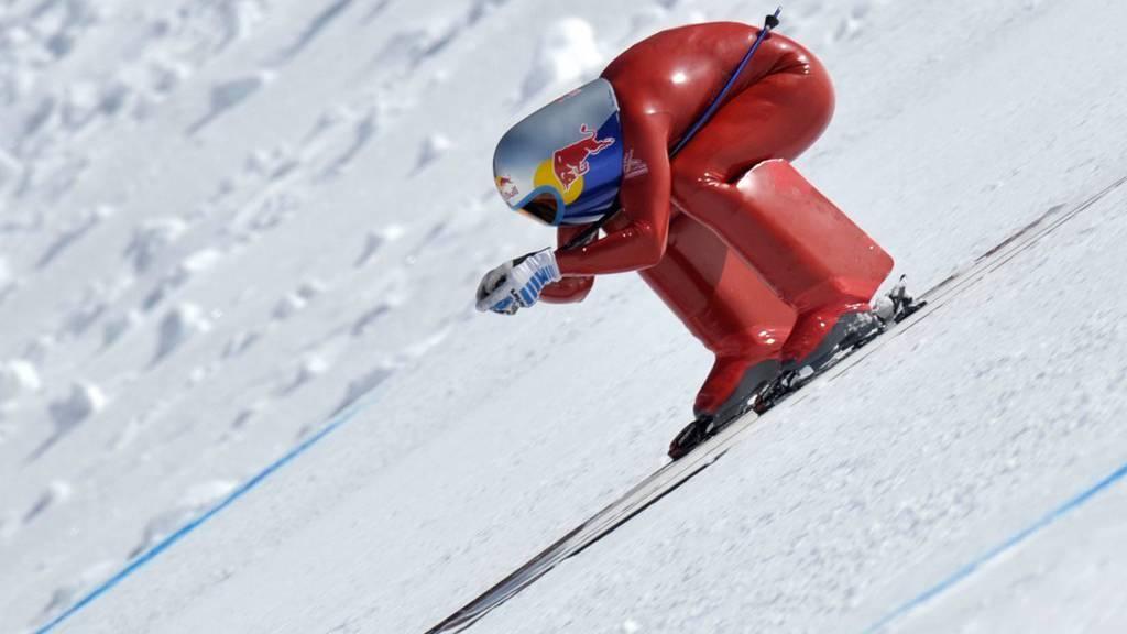 Der Italiener Ivan Origone bei einem vergangenen Speed-Wettbewerb.