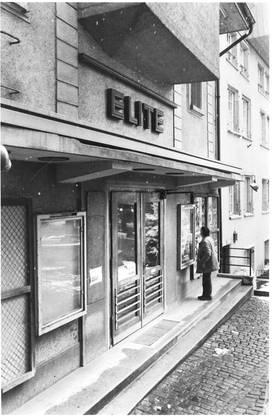 Im «Elite» am Börsenplatz gab es Kunst wie Kommerz.