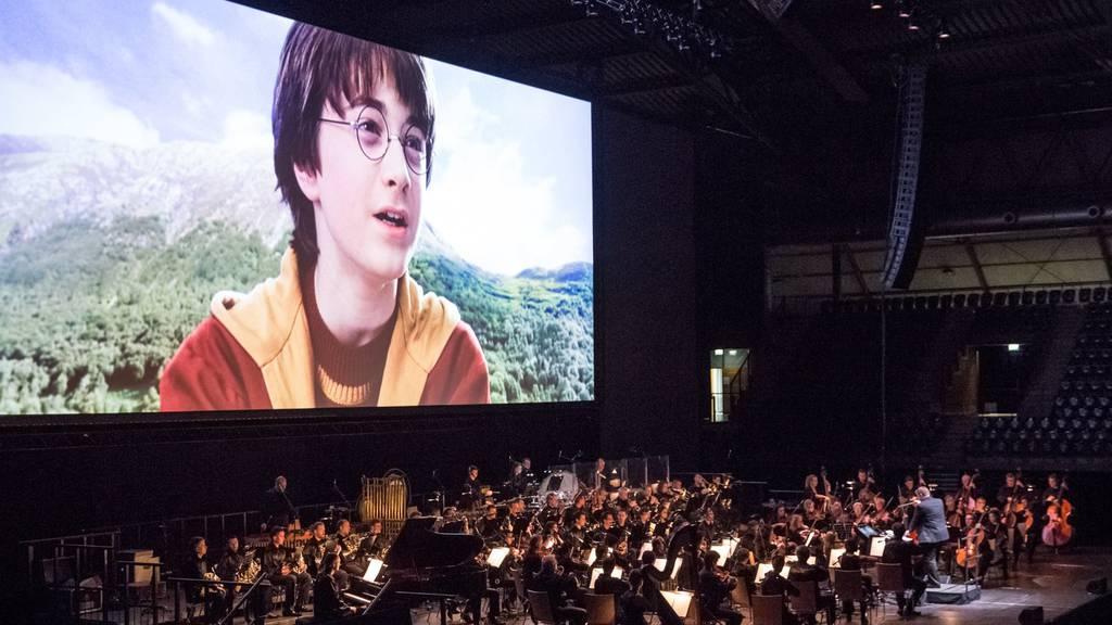 Harry Potter in Concert im Hallenstadion Zürich