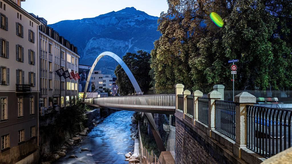 «Italienische Brücke» mit europäischem Stahlbaupreis ausgezeichnet