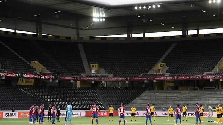 Stadien in der Super League werden ab dem 1. Oktober bald wieder besser gefüllt sein