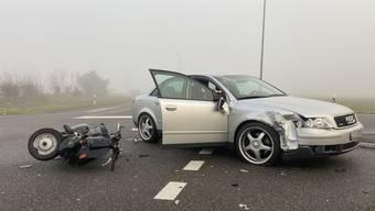 Verkehrsunfall Birr