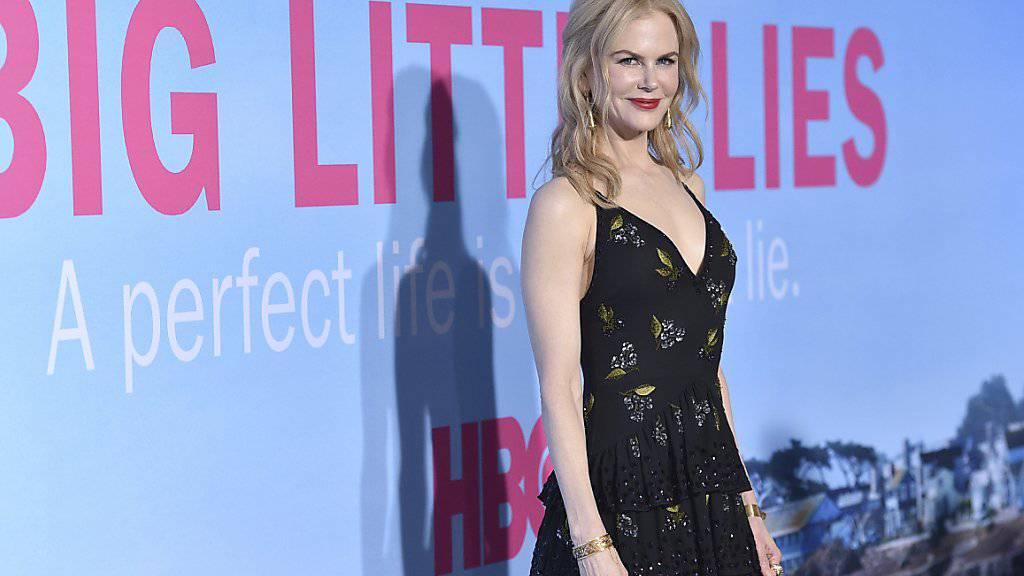 """Hauptdarstellerin der HBO-Serie """"Big Little Lies"""" ist Nicole Kidman. (Archivbild)"""