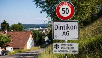 Dintikon hat seine Gemeindeversammlung abgehalten.