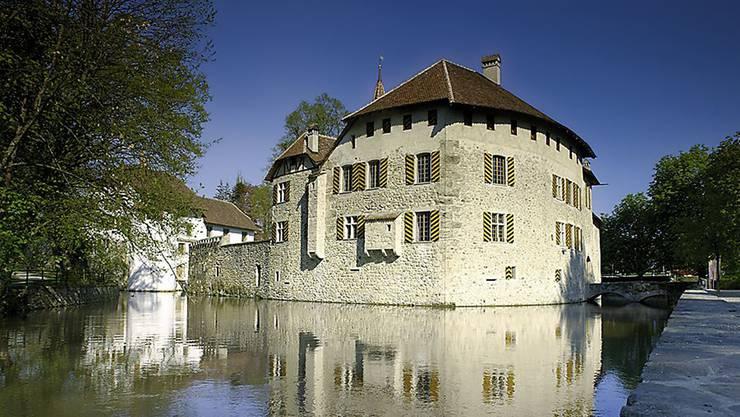 Das Schloss Hallwyl ist eines der bedeutendsten Wasserschlösser der Schweiz.