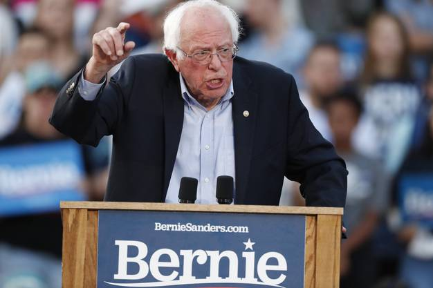 Bernie Sanders (AP Photo/David Zalubowski)