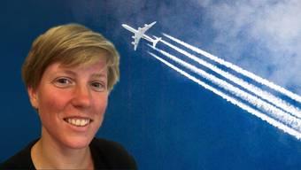 Anne Kretzschmar ist Campaignerin und Koordinatorin beim Netzwerk Stay Grounded. Am Freitag nahm sie an einer Tagung des Vereins umverkehR in Zürich teil.