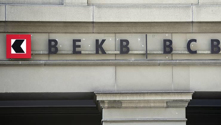 Die BEKB ist im ersten Halbjahr 2019 gewachsen und hat den Gewinn gesteigert. (Archiv)