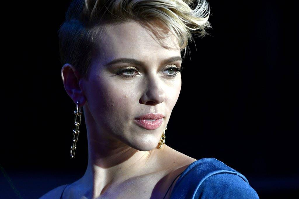 Scarlett Johansson (© Keystone)