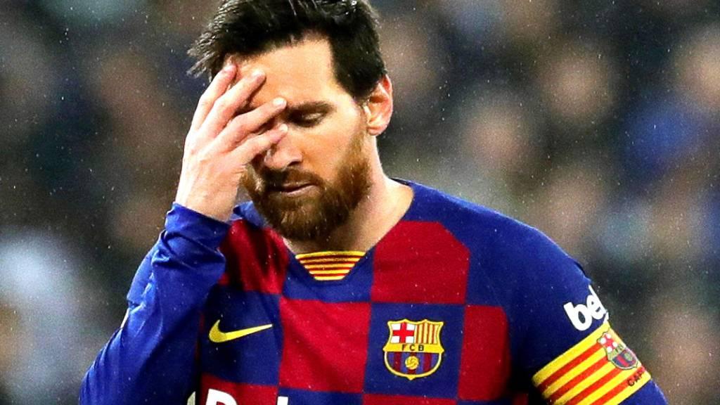Der Konflikt zwischen Lionel Messi und dem FC Barcelona verschärft sich