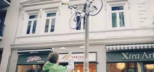 So funktioniert das wohl sicherste Fahrradschloss der Welt