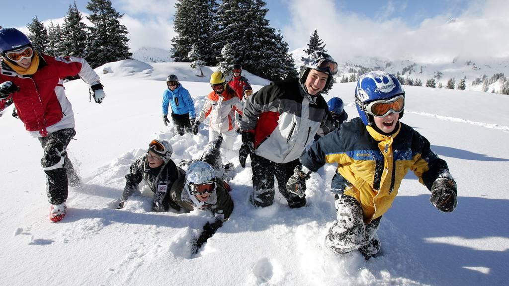 Viele Zentralschweizer Skilager sind bereits abgesagt