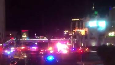 Schiesserei in Las Vegas: Mindestens 58 Tote