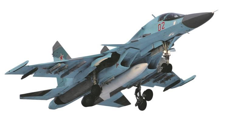 Russische Kampfjets bombardierten erstmals Ziele in Syrien.