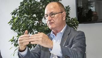 «Es wäre klug, wenn wir CVP-Regierungsrat Anton Lauber mit an Bord hätten», sagt Paul Hofer.