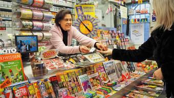 Seit drei Jahren ist Kioskbetreiberin Lydia Bieri (76) aus Turgi auf der Suche nach einem Nachfolger.