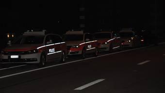 Die Bilanz der Polizei-Kontrolle: Zehn Strafanzeigen und diverse Bussen.