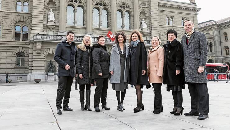 Die Aargauer Nationalräte wollen ihre Badges lieber ihren Ehegatten oder Mitarbeitern geben.
