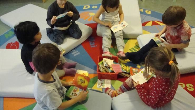 Das Angebot für familienergänzende Kinderbetreuung soll ausgebaut werden.