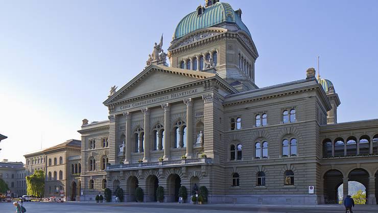 Das Bundeshaus in Bern – ein gefährlicher Ort.