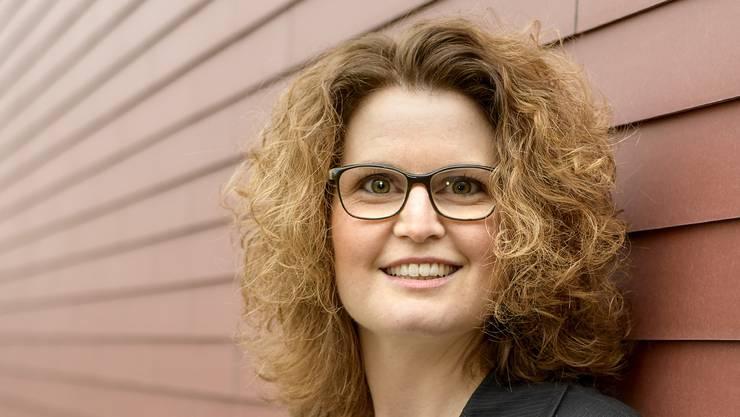 Brigitte Müller-Kaderli, Präsidentin der CVP Baselland