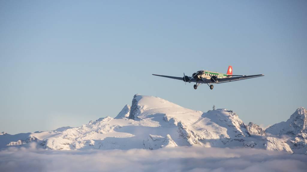 Untersuchung von Ju 52-Absturz noch dieses Jahr abgeschlossen