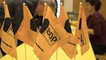 Schafft es die BDP, mit ihren Nationalratsmandaten weiterhin eine eigene Fraktion zu bilden?