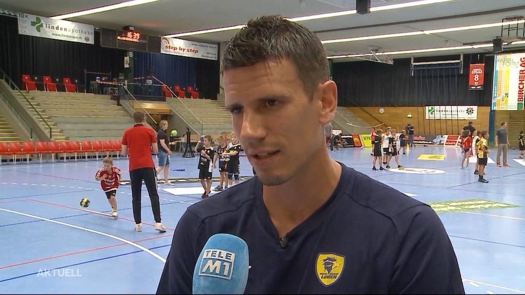 Kids-Day mit Handballprofi Andy Schmid
