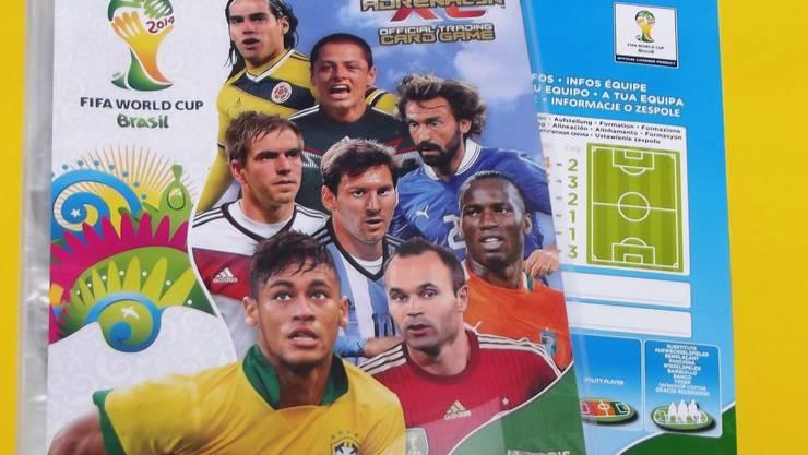 An der letzten WM in Südafrika 2010 verkaufte Panini zirka 1 Milliarde der begehrten Konterfeis, 300 Millionen davon hierzulande.