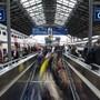 Der Verkehr in der Schweiz wächst. Im Bild: Bahnhof Lausanne. (Archivbild)