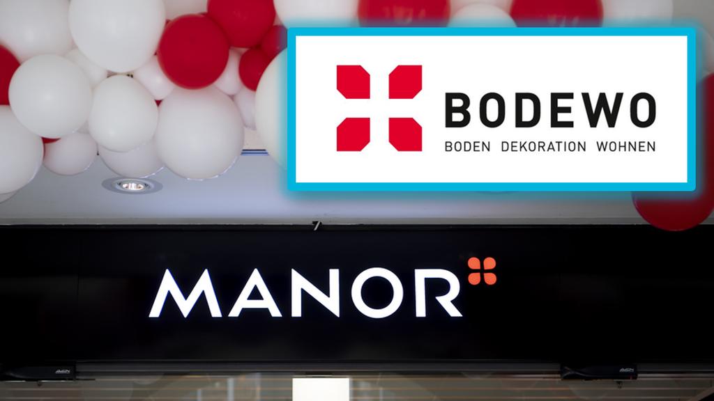 St.Galler Firma unterliegt: Manor darf neues Logo verwenden