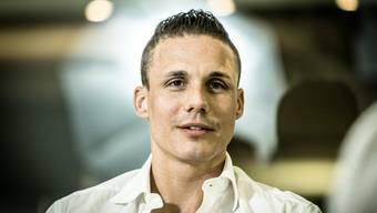 David Degen verdiente beim FC Aarau gerade einmal 1800 Franken im Monat.