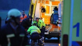 Auto nicht unter Kontrolle: Vier Personen bei Neuenegg verletzt