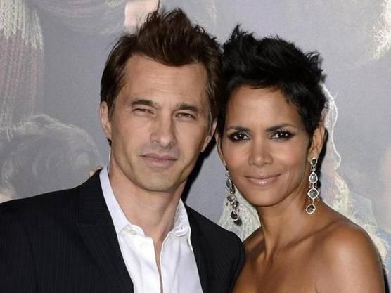 Mit Olivier Martinez hat Halle Berry einen Sohn.