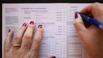 Die Baselbieter Regierung senkt den Verzugszinssatz bei den Staatssteuern 2021 von 6 auf 5 Prozent. (Symbolbild)