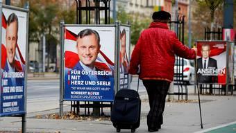 Norbert Hofer versucht zu signalisieren, dass man vor ihm keine Angst haben muss. Leonhard Foeger/Reuters