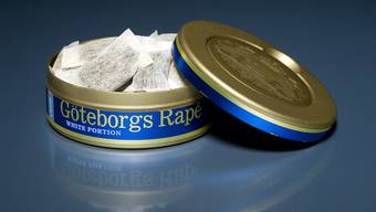Legal oder illegal? Snus.