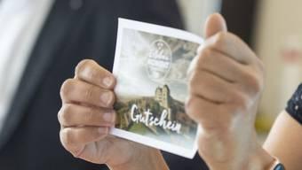 3333 Gutscheine mit einem Wert von 50 Franken wurden für nur 35 Franken verkauft.