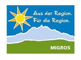 Migros «Aus der Region. Für die Region.»