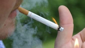 Der Aargau ist ein liberaler Kanton, auch was das Rauchen betrifft. (Symbolbild)