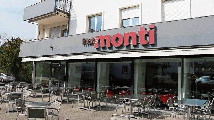 In der Zwangspause: Fricks Monti.
