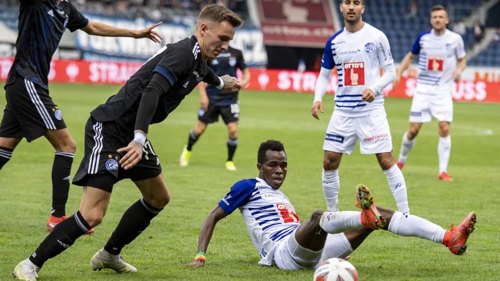 1:1 gegen GC – Der FCL weiterhin sieglos
